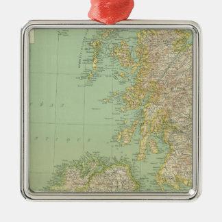 Scotland, Ireland Christmas Ornament