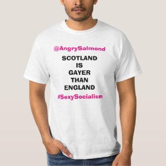 Scotland Is Gayer Than England T-Shirt