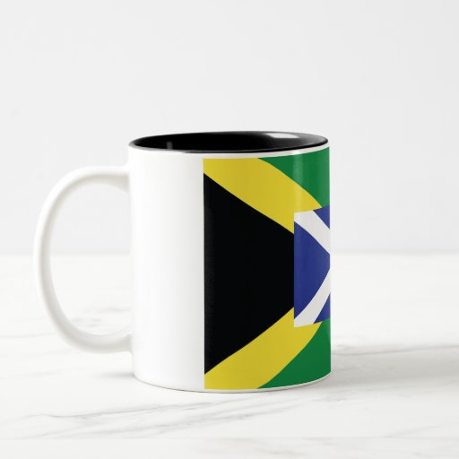 Scotland/Jamaica Mug
