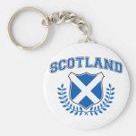 Scotland Key Chain
