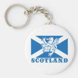 Scotland Keychain