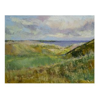 Scotland Landscape Postcard
