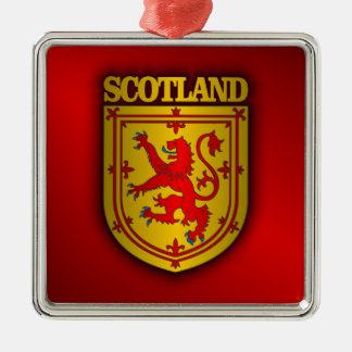 Scotland Lesser Arms Christmas Ornament