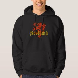 scotland lion hoodie