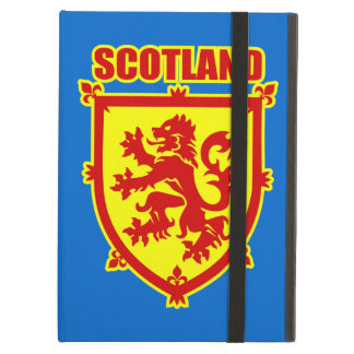 Scotland Lion Rampant Coat of Arms iPad Air Case