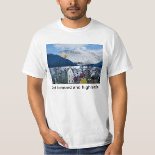 SCOTLAND LOCH LOMOND T-Shirt