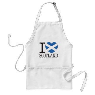 Scotland Love v2 Aprons
