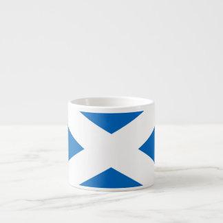 SCOTLAND 6 OZ CERAMIC ESPRESSO CUP