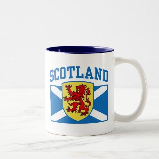 Scotland Coffee Mugs