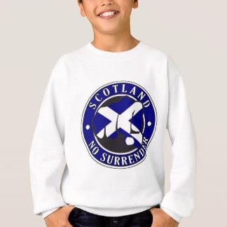 """Scotland """"No Surrender"""" Fist Sweatshirt"""