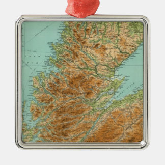 Scotland northern section christmas ornament