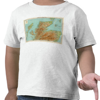 Scotland northern section tshirts