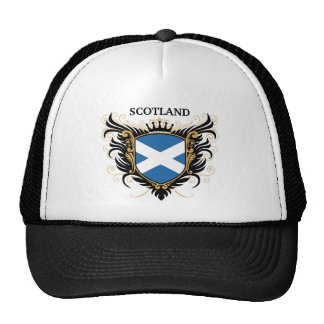 Scotland [personalize] cap