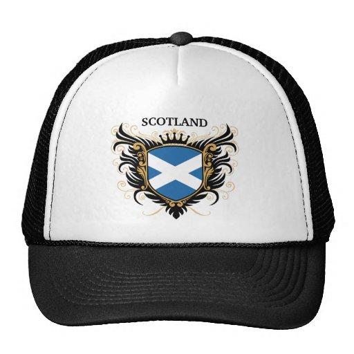 Scotland [personalize] trucker hat