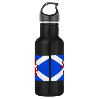 Scotland rampant lion scottish saint andrews flag 532 ml water bottle