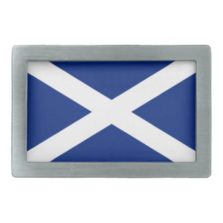 Scotland Rectangular Belt Buckle