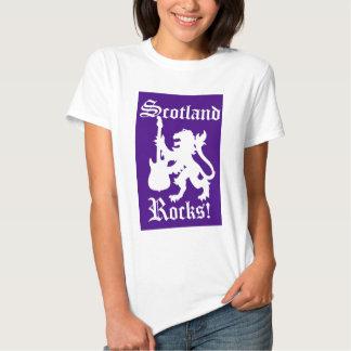 Scotland Rocks! Shirt