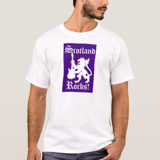 Scotland Rocks! T-Shirt