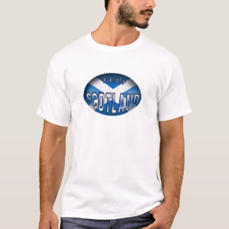 Scotland Rugby Ball T-Shirt