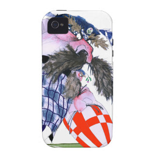 scotland rugby ball, tony fernandes iPhone 4 covers