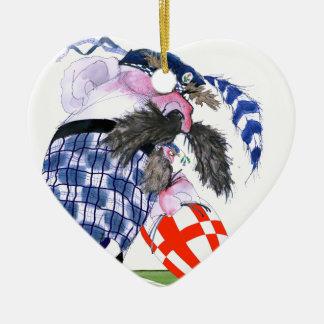 scotland rugby ball, tony fernandes christmas ornament