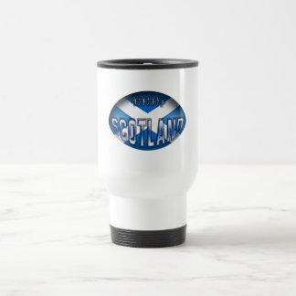 Scotland Rugby Ball Travel Mug