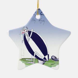 scotland rugby, tony fernandes ceramic star decoration