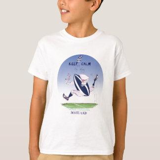 scotland rugby, tony fernandes T-Shirt