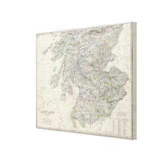 Scotland S Canvas Print