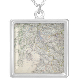 Scotland S Silver Plated Necklace