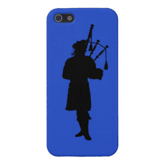 Scotland, Scottish bag piper iPhone 5 Covers