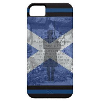 Scotland, Scottish bag pipper pipes culloden iPhone 5 Case