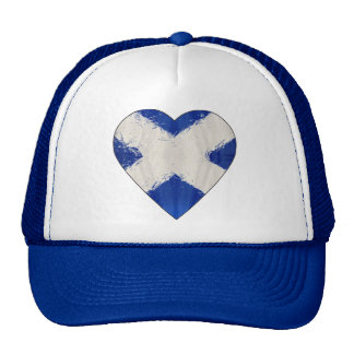 Scotland Scottish Flag Cap