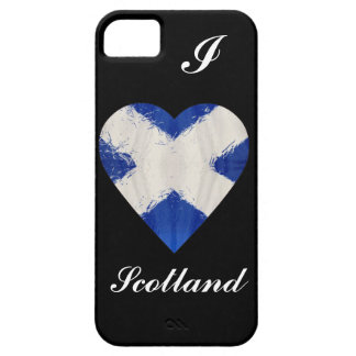 Scotland Scottish Flag Case For The iPhone 5