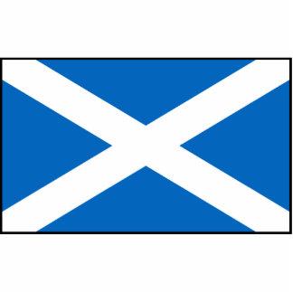 Scotland – Scottish Flag Photo Cutout