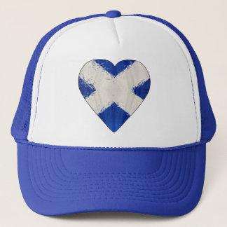 Scotland Scottish Flag Trucker Hat
