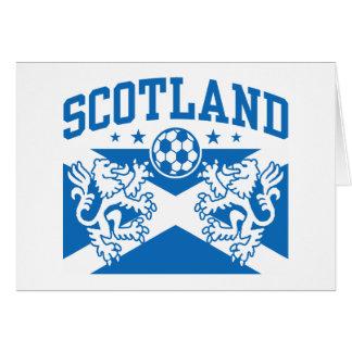 Scotland Soccer Card