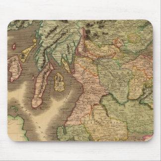 Scotland southern mouse mat