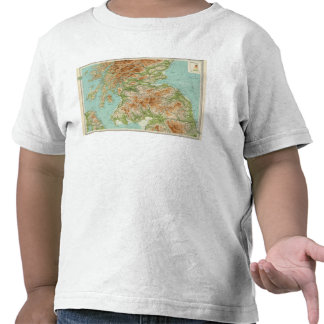 Scotland southern section t-shirt