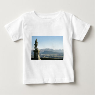 Scotland Stirling King Robert the Bruce Baby T-Shirt