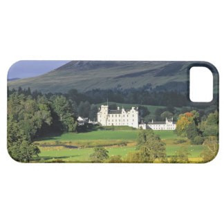 Scotland, Tayside, Blair Castle. In an emerald Case For The iPhone 5