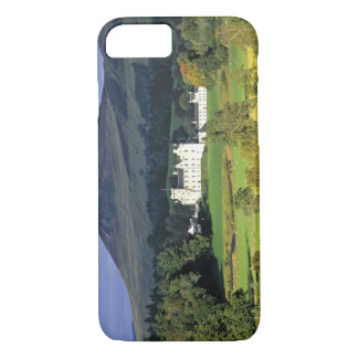 Scotland, Tayside, Blair Castle. In an emerald iPhone 8/7 Case