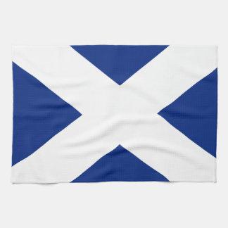 SCOTLAND TOWEL