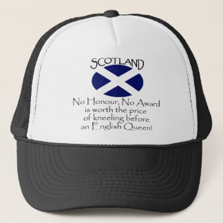 scotland trucker hat