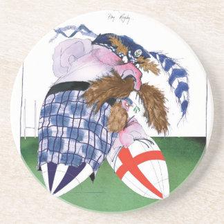 scotland v england balls, tony fernandes coaster