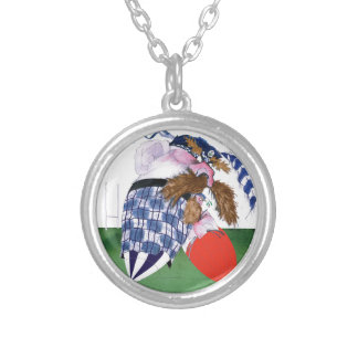 scotland v wales rugby balls tony fernandes silver plated necklace