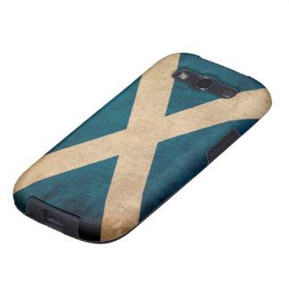Scotland Vinatge Samsung S3 Case Galaxy SIII Case