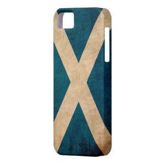 Scotland Vintage iPhone 5 Case