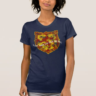 Scotland Women's Dark Shirt