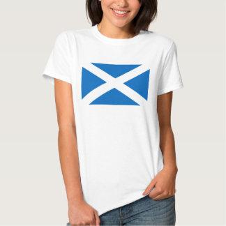 Scotland World Flag Tshirt